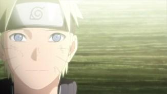 Naruto says goodbye to Minato