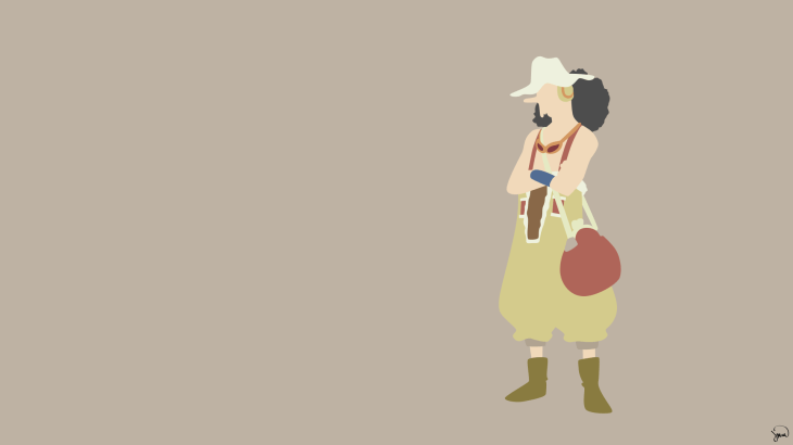 Rick And Morty Hd Wallpaper Usopp One Piece Wallpaper By Greenmapple17 Daily Anime Art