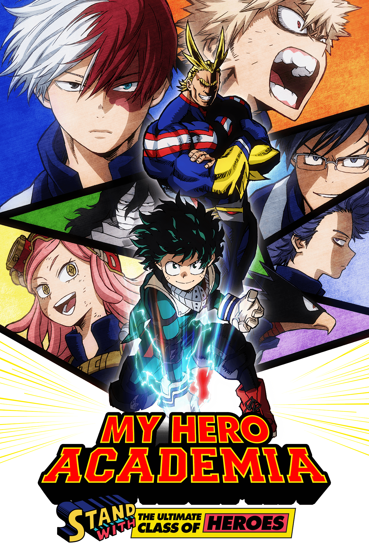 Boku No Hero Academia Season 2 Episode 11 : academia, season, episode, Academia, Anime-Planet