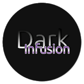 Dark Infusion Substratum Theme for N, O and Pie v20.2 [Patched] APK 2