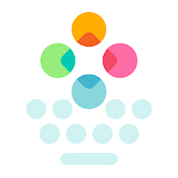 Fleksy - Emoji & GIF keyboard app