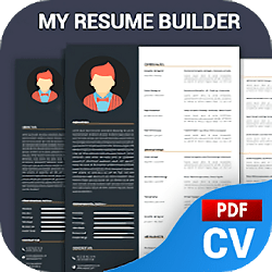 Pocket Resume Builder App- Professional CV Maker