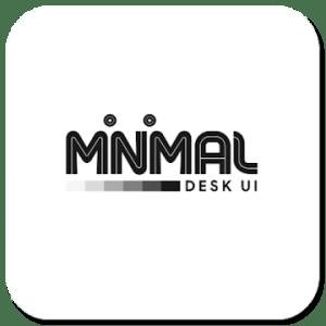 Minimal Desk UI Kustom
