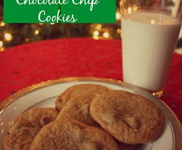 Holiday Spiced Chocolate Chip Cookies 6