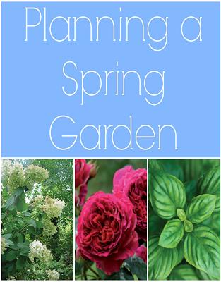 Planning a Spring Garden