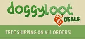 Doggyloot, flash sales and free shipping!