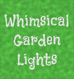 Decorative Lighting for your Garden 17