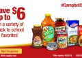 #CampbellSavings Coupons and Deal 7