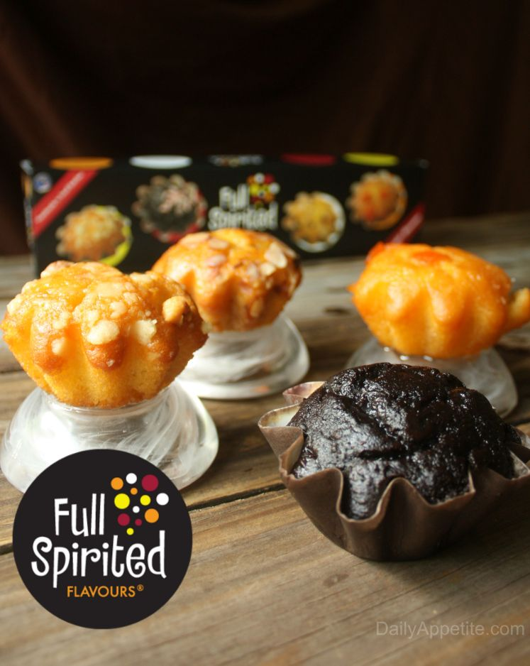 Full Spirited Liqueur Cakes. I am buying these for my foodie friends for Christmas