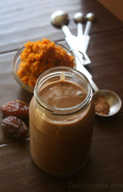 Chocolate Pumpkin Smoothie
