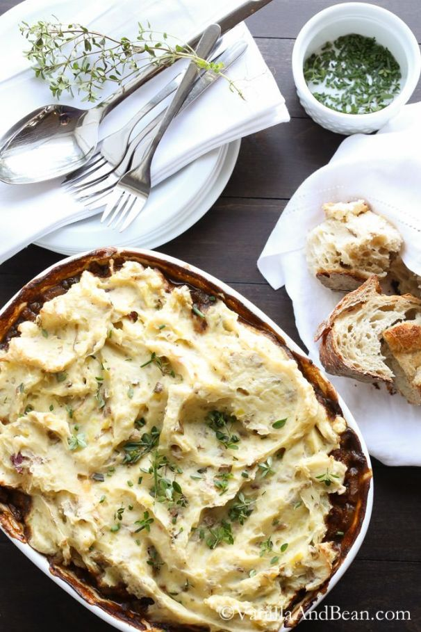 Cottage Pie plus 60+ Parsnip Recipes
