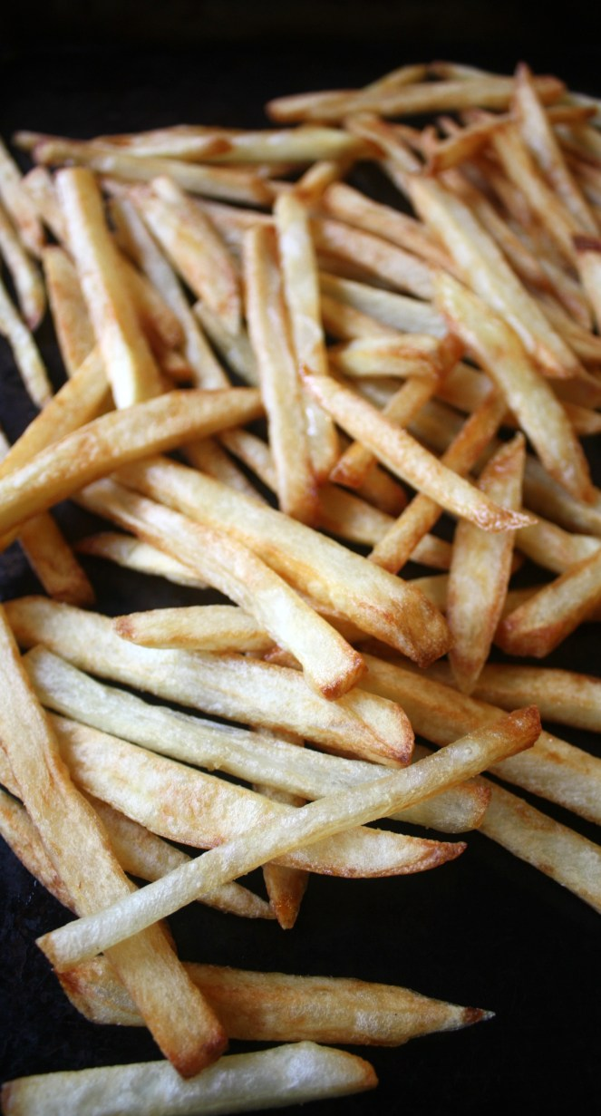 Double Fried French Fries