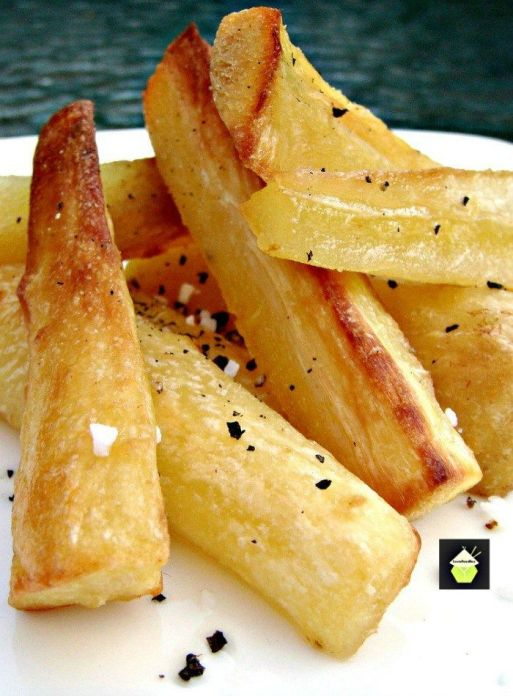 Roasted Parsnips plus 60+ Parsnip Recipes