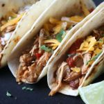 Slow Cooker Chicken Tacos 1