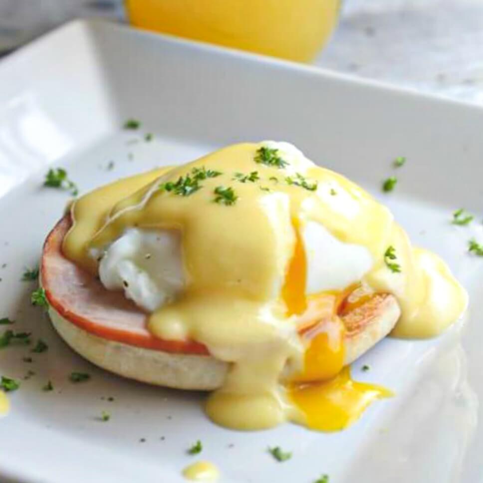 Eggs Benedict - Daily Appetite