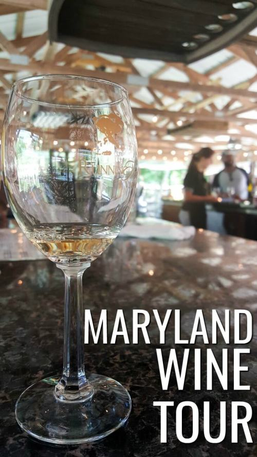 Things to do in Maryland. Maryland Wine Tours