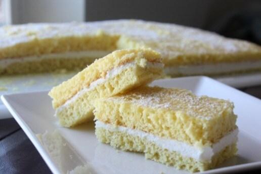 Banana Flip Snack Cake