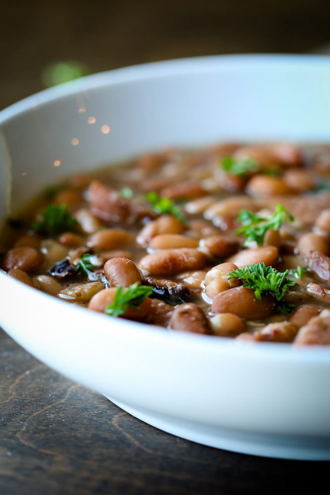 Instant Pot Pinto Beans and Ham 1