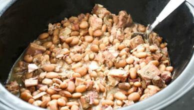 Crock Pot Pinto Beans