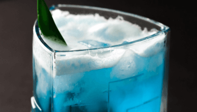 Electric Shark Cocktail