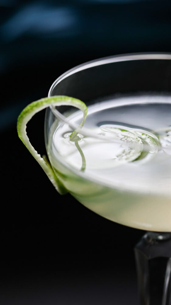 St. Germain French Gimlet