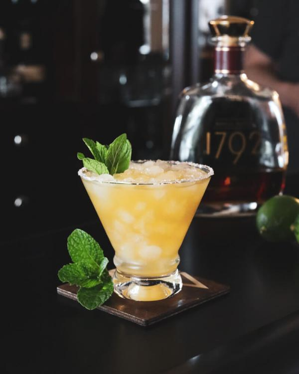 Bourbon Margarita