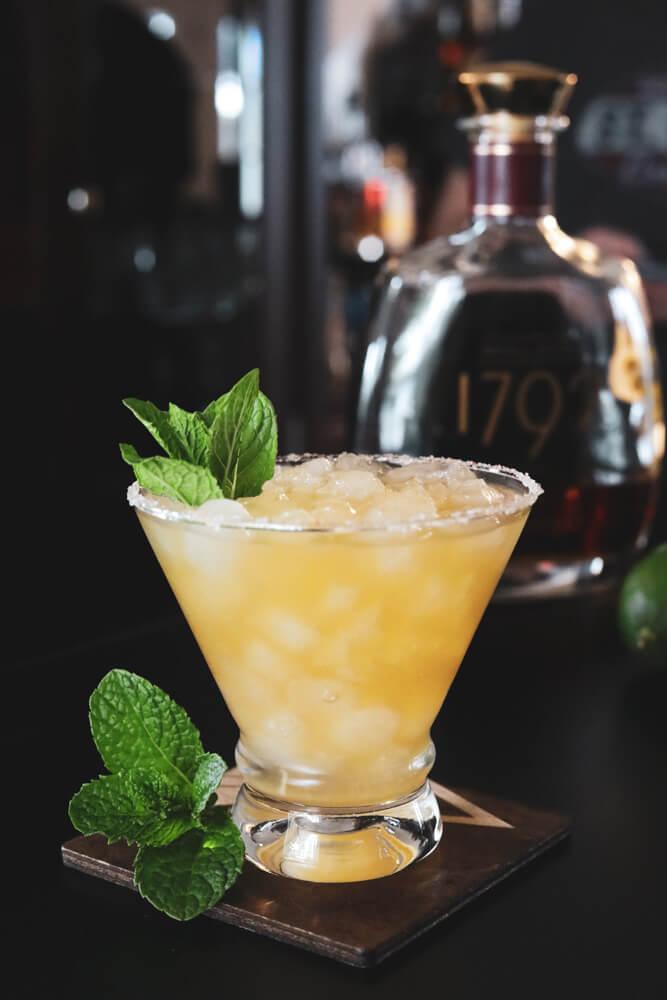 Bourbon Margarita 1