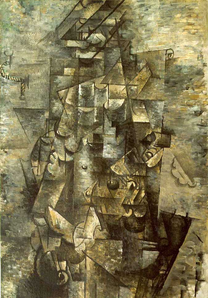Georges Braque: 1882-1963 – Daily Art Fixx