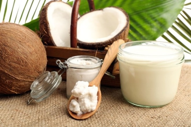 Image result for Coconut Oil 'As Unhealthy As Beef Fat And Butter'