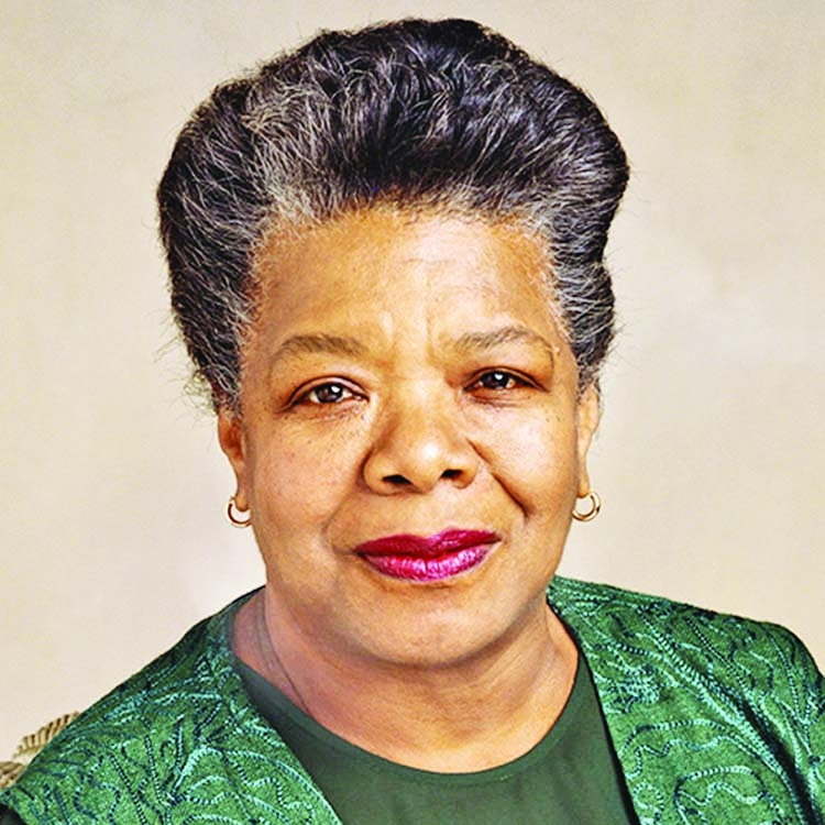 Maya Angelou  The Asian Age Online Bangladesh