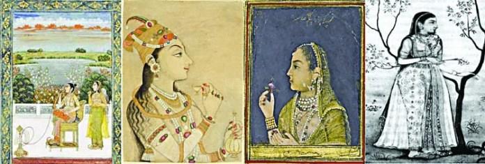 Mughal women | The Asian Age Online, Bangladesh