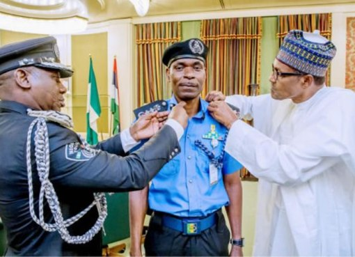 The Police Council headed by President Muhammadu Buhari yesterday confirmed the appointment of Mr. Mohammed Adamu as Inspector-General of Police.