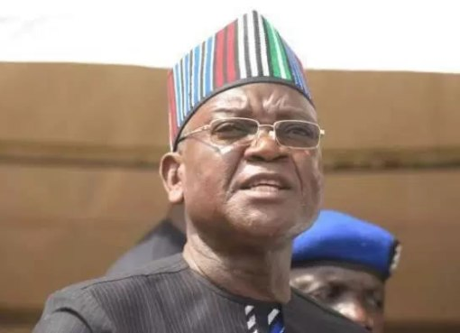 Benue State Governor Ortom