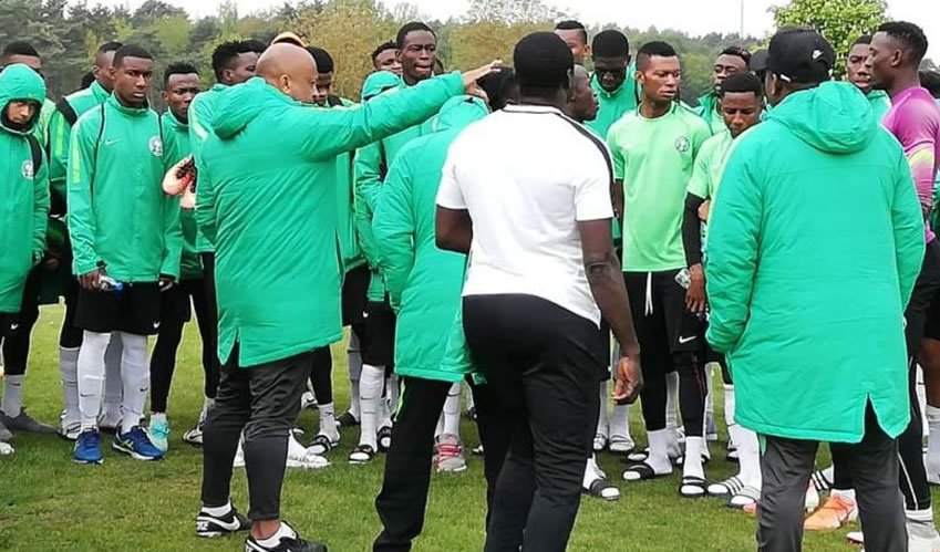 2019 FIFA U20: Flying Eagles Target Another Three Points Against USA