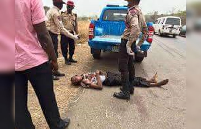 FRSC Returns N443,180 to Accident Victims' Relatives in Kebbi