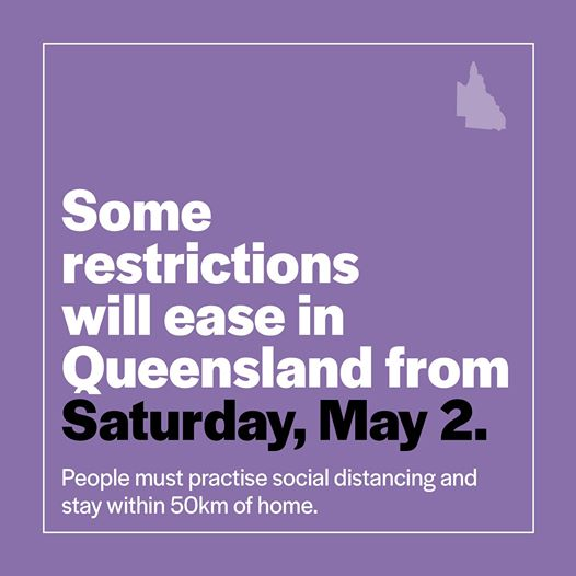 Queensland Coronavirus Restrictions Easing