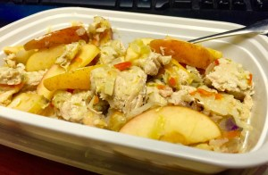 Perfect lunch leftovers!