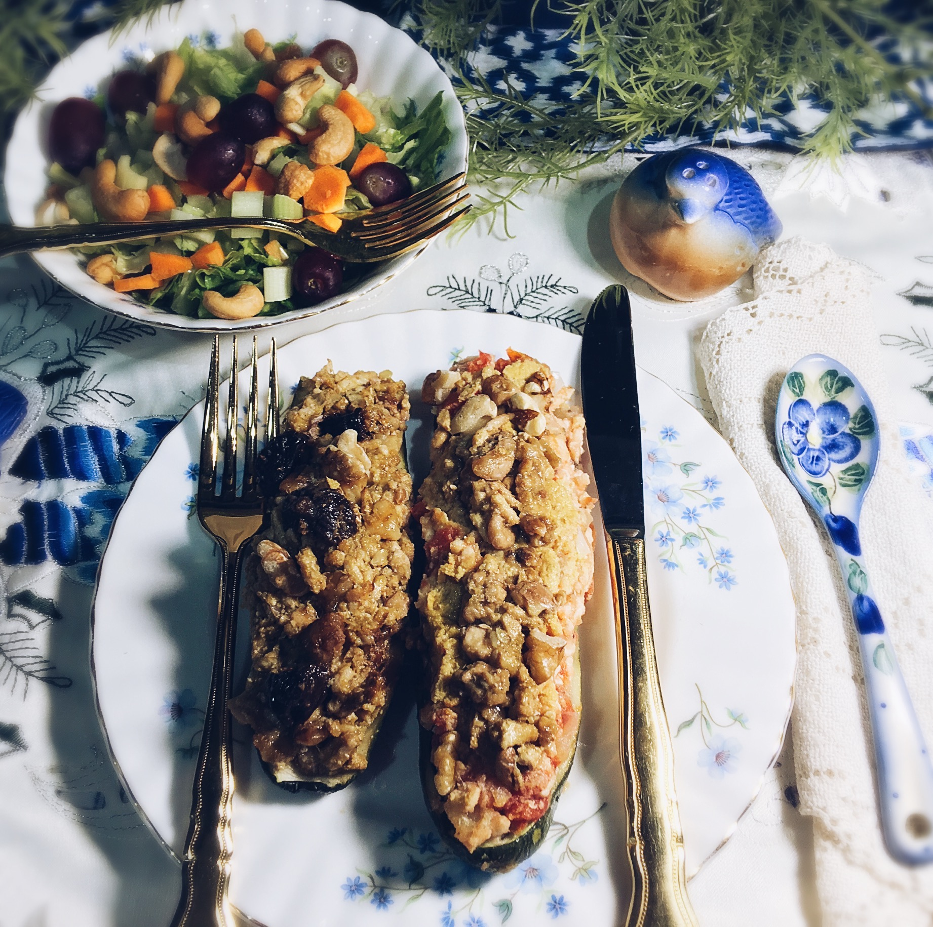 Whole30 stuffed zucchini two ways daily beauty wisdom several days ago i wrote about a study from healthgrove identifying the best 30 foods for beautiful skin and hair the researchers compiled the list by forumfinder Image collections
