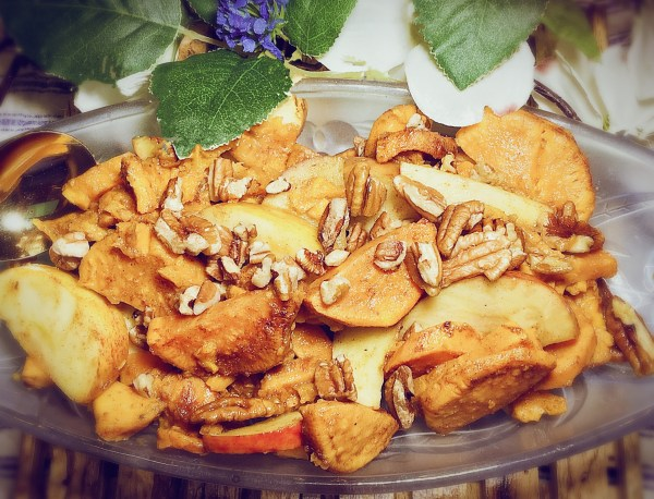 Super Simple & Sumptuous Sweet Potatoes