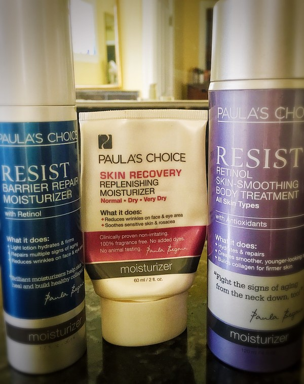 A Trifecta of Effective PAULA'S CHOICE Anti-Aging Moisturizers