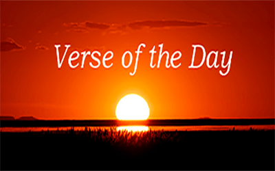 verse of the day-2