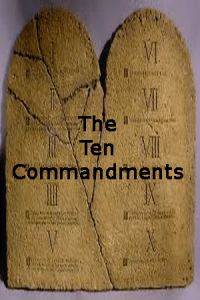 05 - 10 commandments