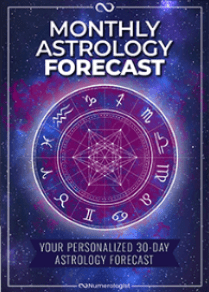 Numerologist Monthly Astrological Forecast