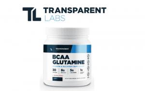 Transparent Labs BCAA Reviews