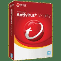 Trend Micro Antivirus Plus Security