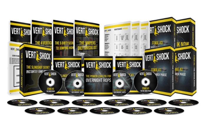 Vert Shock Review