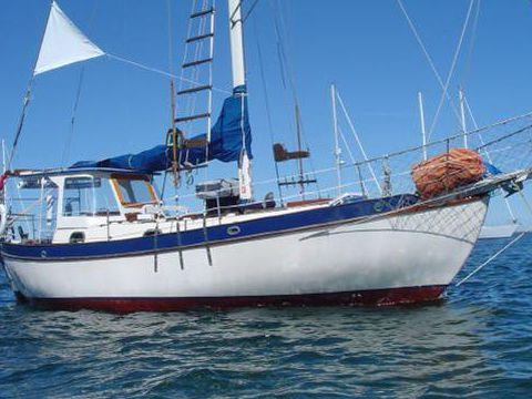 Westsail 32 For Sale Daily Boats Buy Review Price Photos Details