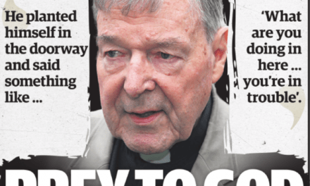 POD Pell verdict makes the Melbourne Response sociopathic
