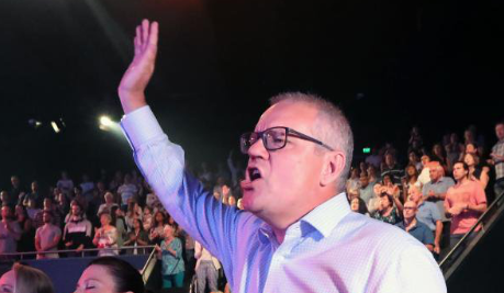Scott Morrison is a culture warrior. Hallelujah!
