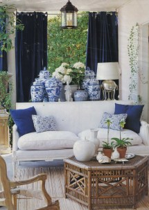 Chinoiserie Chic History Of Blue And White Porcelain